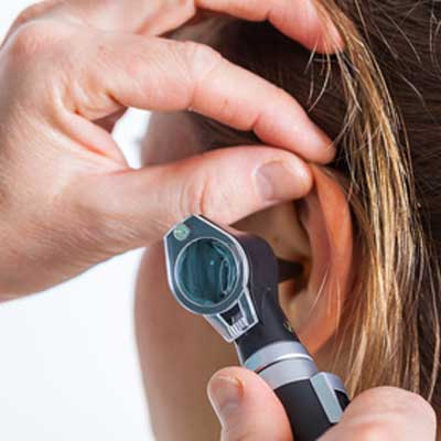 Ringin in ear